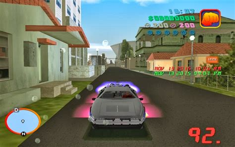 mod game gta vice city gta vice city back to the future hill valley mod download