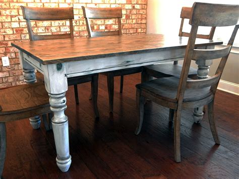 farm house table laura country farmhouse table