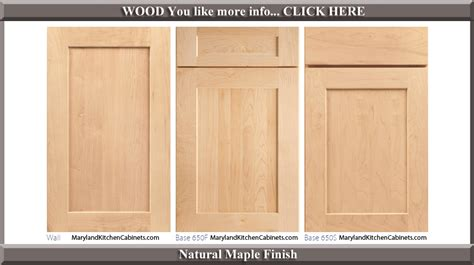 maple finish kitchen cabinets 650 maple cabinet door styles and finishes maryland