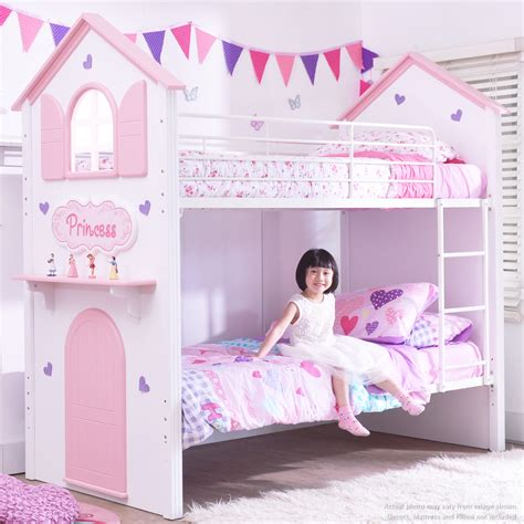 princess house princess house bunk bed