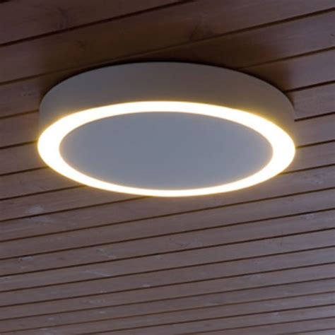 exterior ceiling lighting amigo led medium indoor outdoor ceiling light outdoor