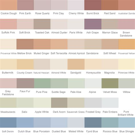 dpaad00080 weathershield colours jpg paint and colour schemes masonry paint