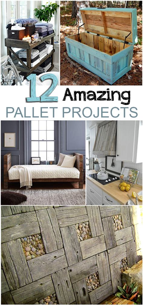 13 diy pallet projects pallet wood furniture diy and crafts 12 amazing pallet projects picky stitch