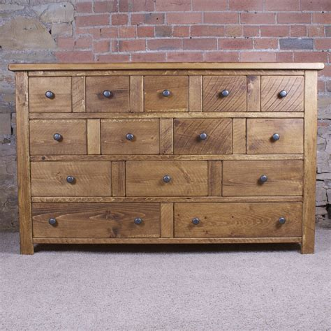 solid wood chest of drawers by h f notonthehighstreet