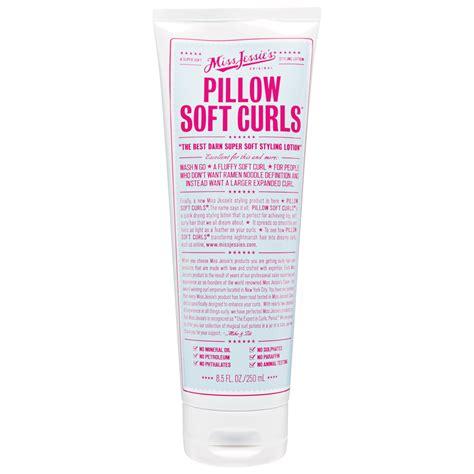 miss s pillow soft curls