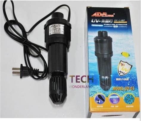 uv light for water tank aquarium uv sterilizer light uv l germicidal l fish