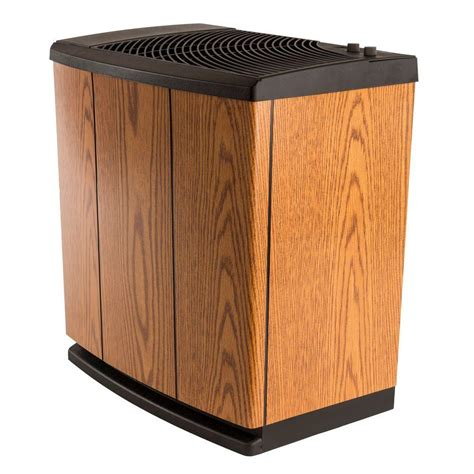 aircare designer series 2 gal evaporative humidifier for