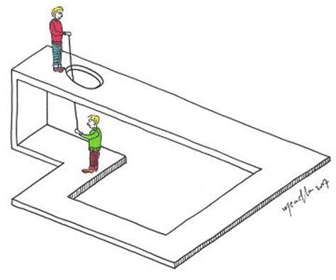 ilusiones opticas figuras imposibles limonchiflado figuras imposibles reversibles