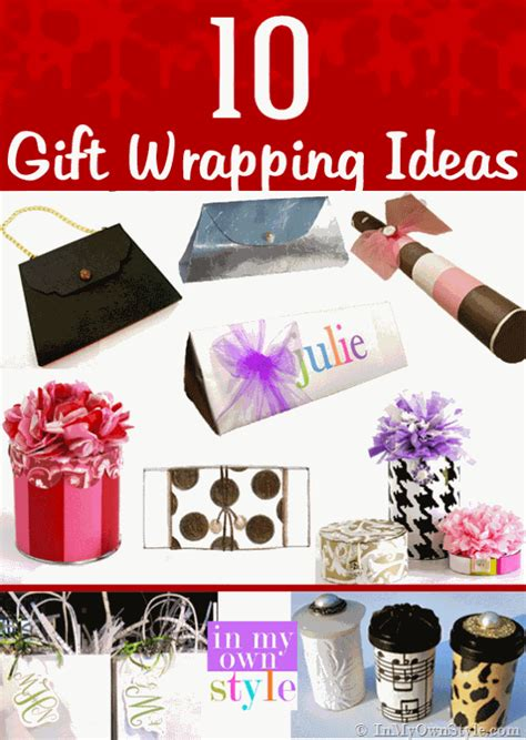 gift box wrapping out of the box gift wrapping ideas in my own style