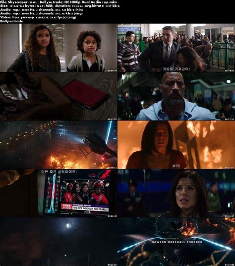 skyscraper torrent skyscraper 2018 hc hdrip 950mb full hindi dual audio movie
