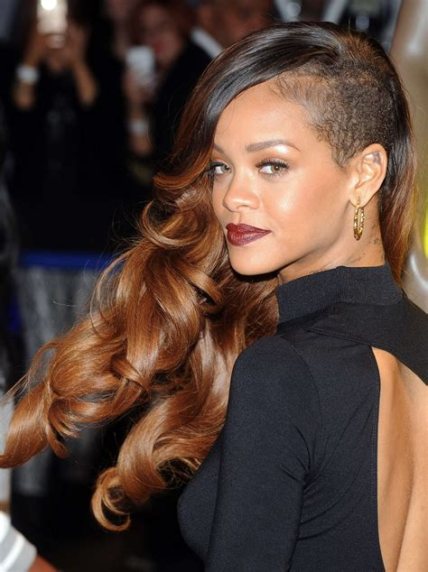 cut curly hair on long island rihanna river island 2013 collection launch 05 gotceleb