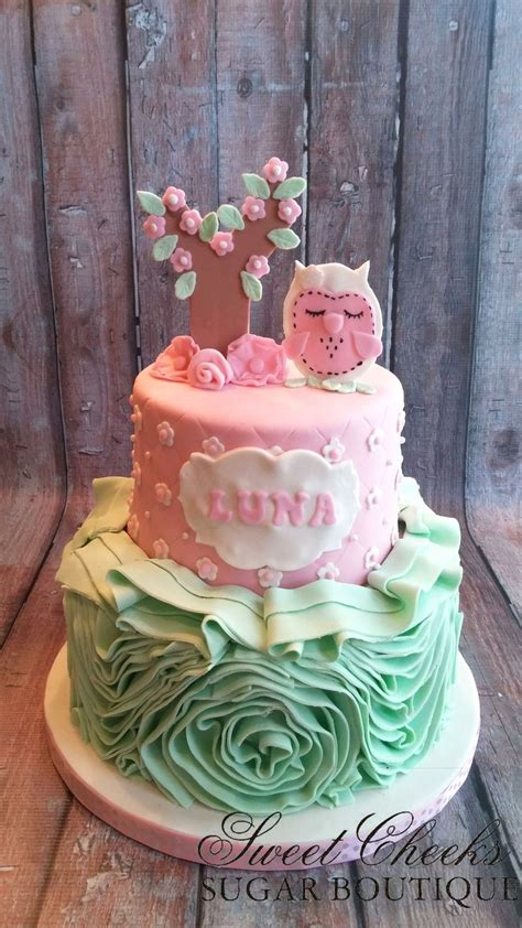 Pretty Baby Shower Cakes by 177 Best Images About Sweet Cheeks Cakes On