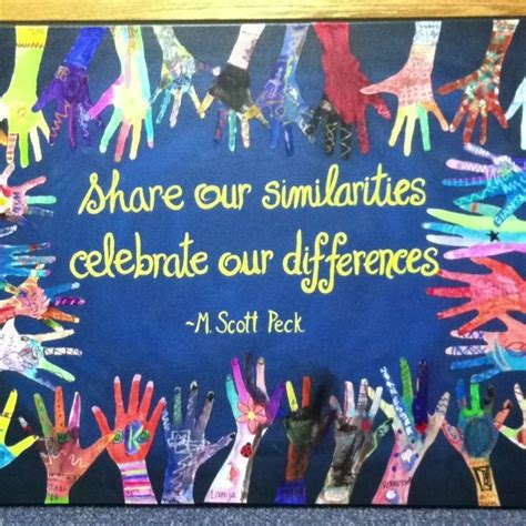 Diversity Themed Events | share our similarities celebrate our differences