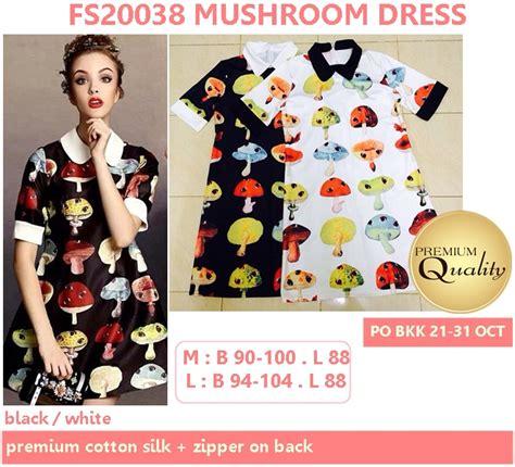 3086dde 178 000 Premium Dress dress supplier baju bangkok korea dan hongkong