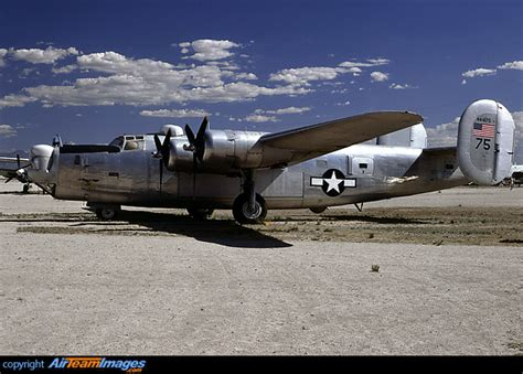 Pima Consolidated Search Consolidated B 24 Liberator 444175 Aircraft Pictures Photos Airteamimages