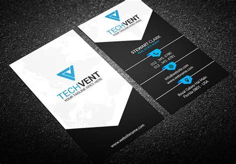 Creativemarket Corporate Business Card Template 388220 by Corporate Business Card Templates Free