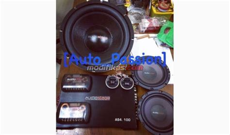 Harga Rca Impulse paket audio entry level sq sql impulse stealth audiostage