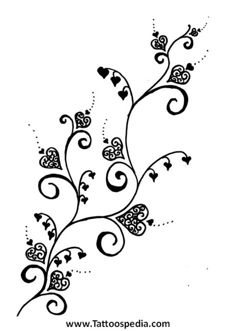 shamrock vine tattoo designs celtic tattoos