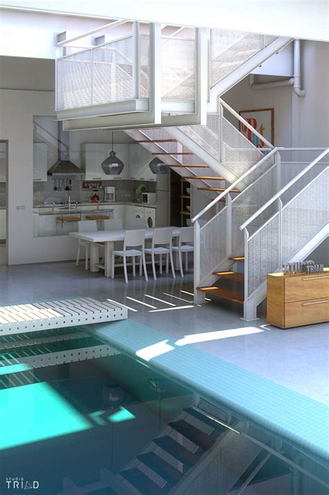 house plans with indoor pools cgarchitect professional 3d architectural visualization