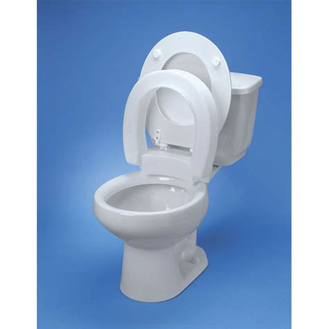 elevated toilet seat elevated toilet seats hinged elevated standard toilet seat