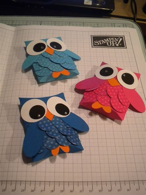 owl pillow box template 63 best images about paper owl crafts on
