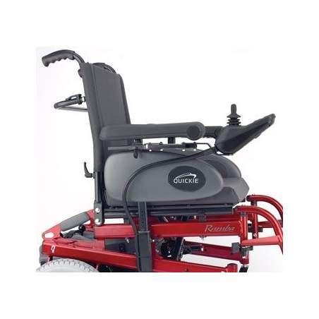 silla rumba silla de ruedas rumba quickie el 233 ctrica plegable sunrise