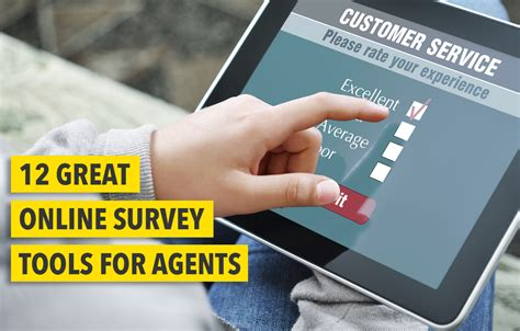 Online Survey Tools - online survey tools for real estate agents