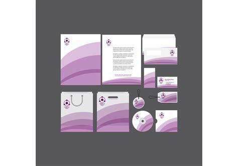 microsoft office company profile template purple stripe company profile template free