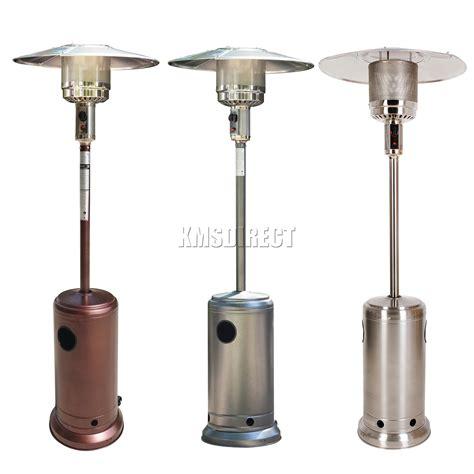 Foxhunter Metal Steel Garden Outdoor Fire Bbq Grill Gas Patio Heater Regulator