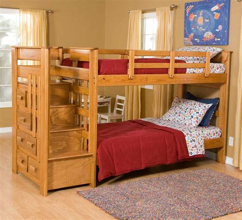 loft bunk beds with stairs loft beds feel the home