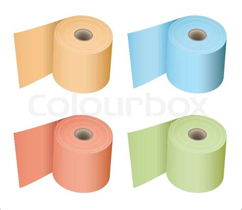colored bathroom tissue colored toilet paper roll in a variety of subtle colours