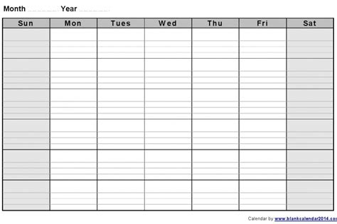 two week calendar template word blank two week calendar printable free calendar template