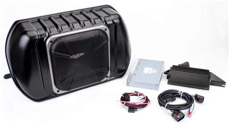 Jeep Wrangler Subwoofer New Kicker Pwra4p0 Lifier Powered Subwoofer For 07 10