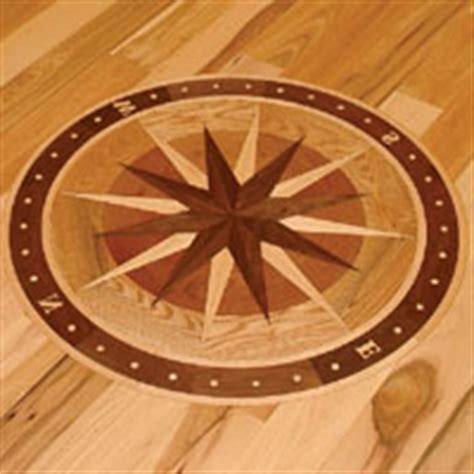 Hardwood Floor Borders and Medallions Monmouth County