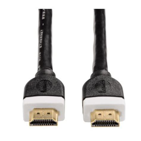 Kabel Hdmi 14 Hd Gold Plated 10 M hama 0039666 high speed hdmi cable gold plated