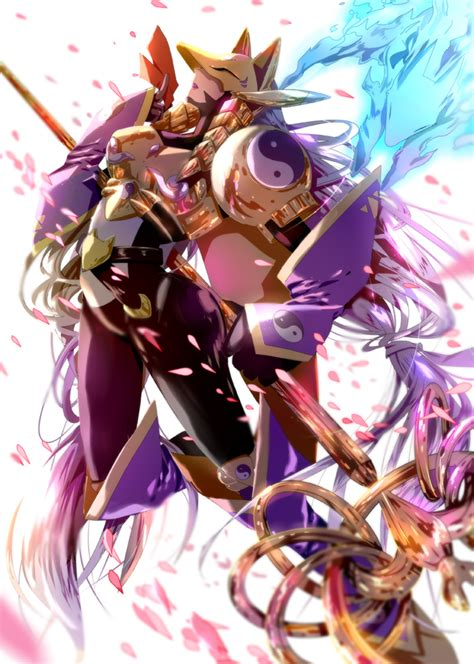 images of anime sakuyamon digimon tamers zerochan anime image board