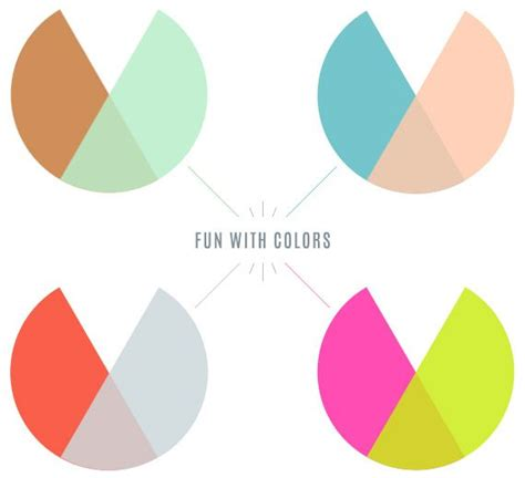 fun colors fun color combinations for the home pinterest