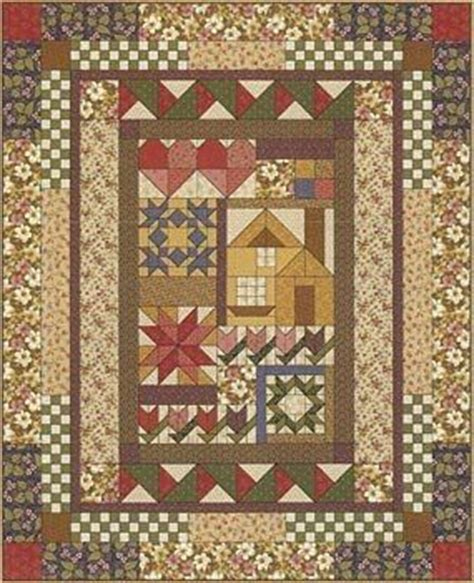 Thimbleberries Quilt Club by Thimbleberries 2007 Club Quilt Quilts