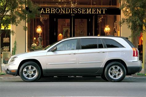 chrysler pacifica recalls 2004 2004 chrysler pacifica overview cars