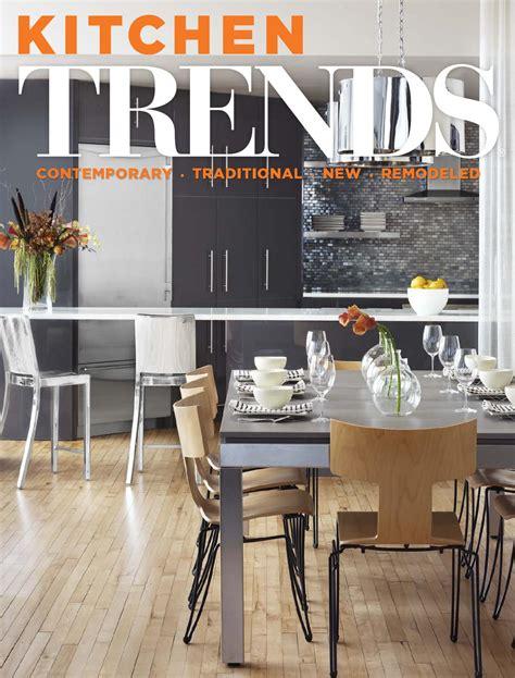 usa bathroom trends vol 21 no 5 magazine kitchen trends usa vol 30 06 by trendsideas com issuu