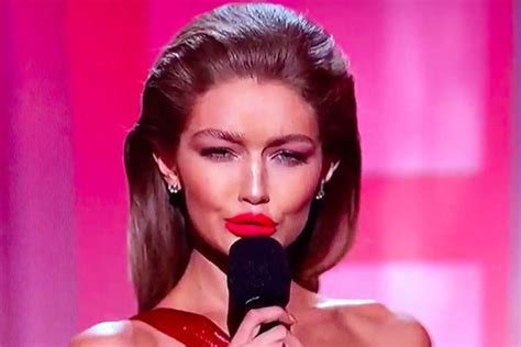 Gigi Hadid Sort Of Apologizes For Her Melania Trump | gigi hadid sort of apologises for her melania trump