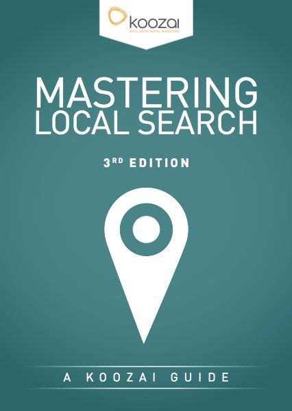 Free Local Search Free Whitepaper Local Search Guide Koozai
