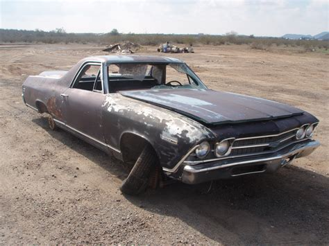 el camino parts el camino parts autos weblog