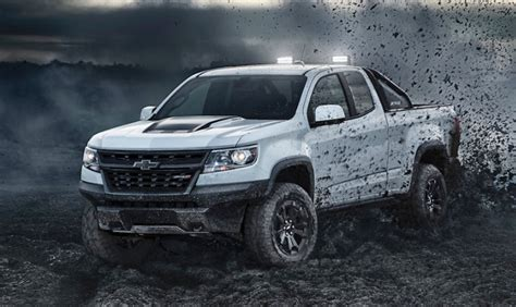 2020 Chevrolet Colorado Zr2 by 2020 Chevy Colorado Zr2 Redesign Refresh Interior Price