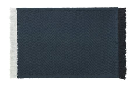 normann copenhagen trace rug blue living and company