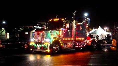 80 trucks decorated for christmas