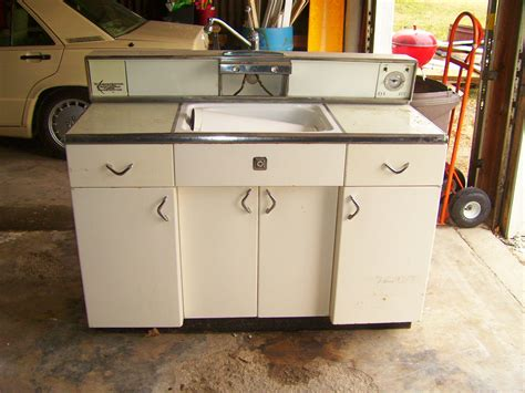 Metal Kitchen Furniture Retro Metal Cabinets For Sale At Home In Kansas City With Snodgrass