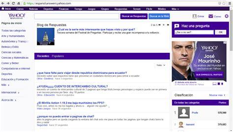 respuestas yahoo respuestas yahoo respuestas 191 c 243 mo hago una pregunta en yahoo respuestas