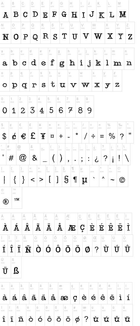 Typewriter Press   dafont.com