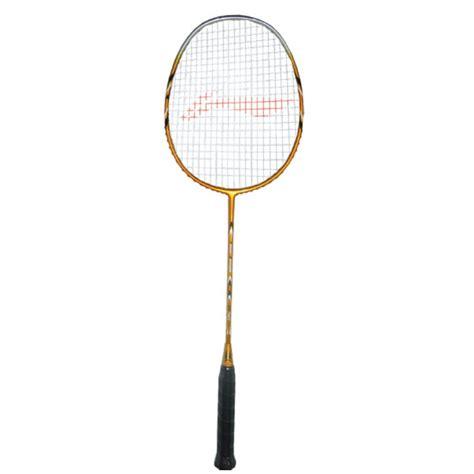 Raket Badminton Lining Uc3920 li ning badminton racket tour series ts 50 strung